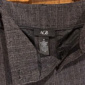 AGB suit pants